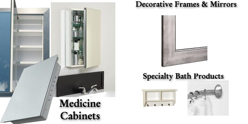 Bon American Pride Medicine Cabinets